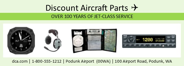 Discount Aircraft Parts