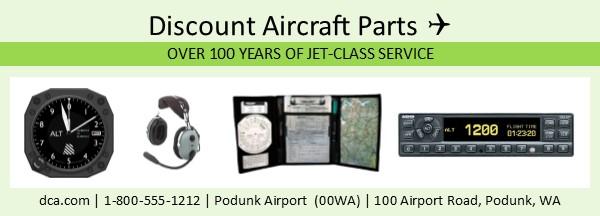Discount Aircraft Parts