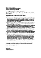 Minutes 2006-10-14 Board