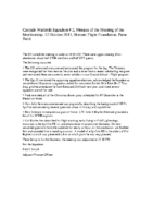 Minutes 2013-10-12 Members