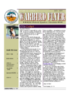Warbird Flyer 2005-07