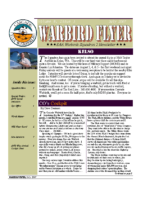 Warbird Flyer 2007-07
