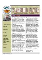 Warbird Flyer 2008-01