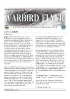 Warbird Flyer 2009-07