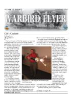 Warbird Flyer 2010-01
