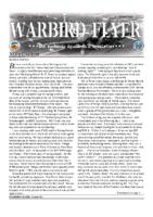 Warbird Flyer 2011-10