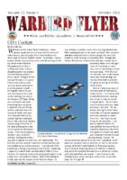 Warbird Flyer 2012-10